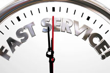 fast service-215x143